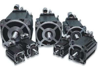 MPP/MPJ Servo Motors